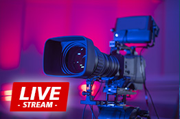 Live Streaming your event
